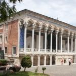 Tiled Pavillion